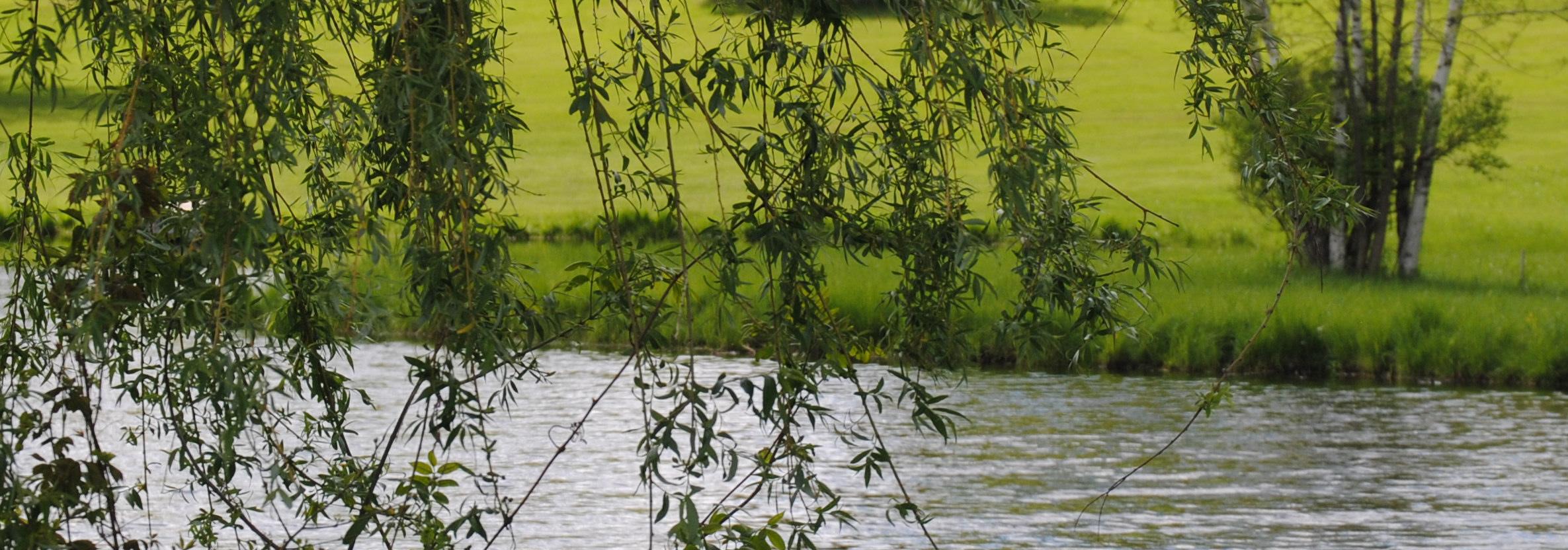 Michigan oakland county highland -  Highland Township Pond Jpg