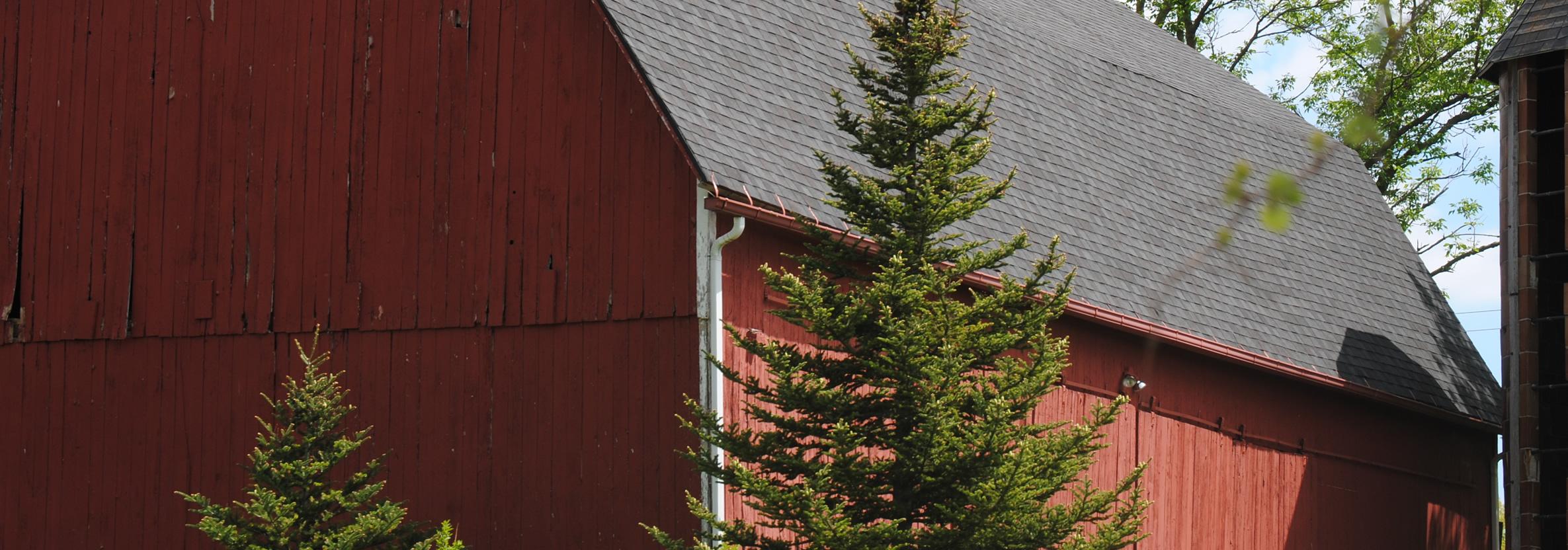 Michigan oakland county highland -  Highland Township Red Barn Jpg